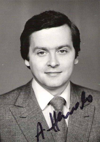 Alexander Hemala - televízny hlásateľ