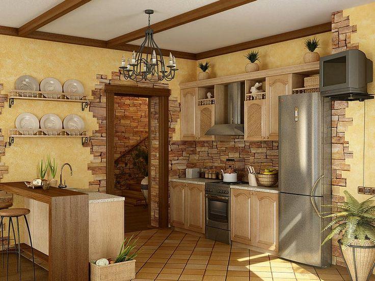 декор своими руками стены идеи для кухни: 25 тыс изображений найдено в Яндекс.Картинках