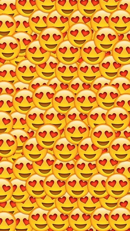 Background emoji love | Para todos los enamorados...