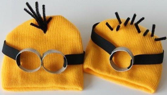 Faire un déguisement Minion facile pour enfant