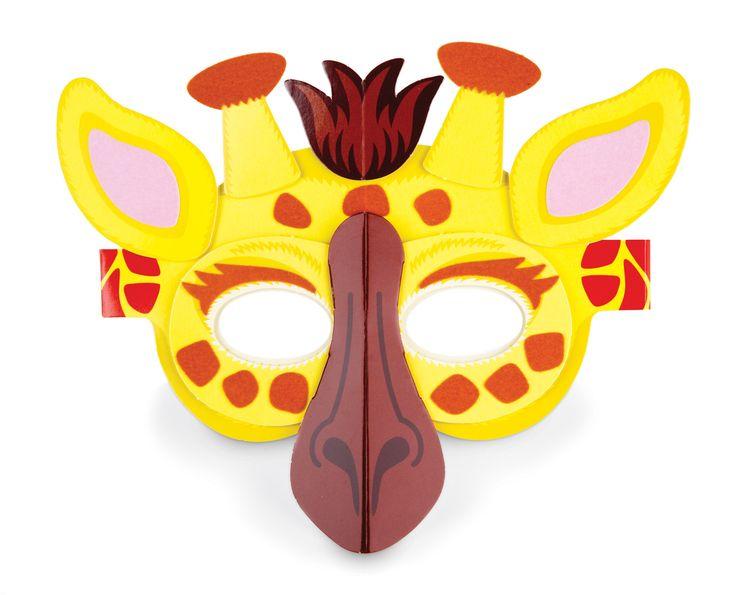 22 best felt masks images on Pinterest | Karneval, Verkleidung und ...