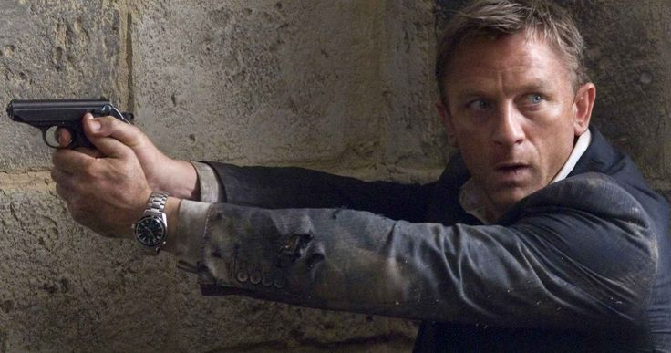 Daniel Craig Is First Choice for James Bond 25 Says Producers -- Eon Productions hopes Daniel Craig will return for the next 007 installment as James Bond 25 starts to heat up. -- http://movieweb.com/james-bond-25-daniel-craig-first-choice-eon-productions/