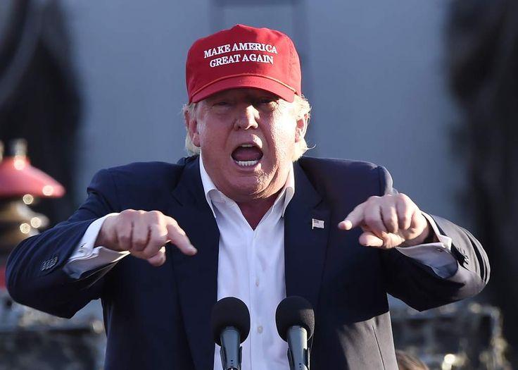 """El candidato republicano continúa utilizando a los migrantes para posicionarse en las encuestas. Trump: """"EUA trata mejor a los ilegales que a los veteranos"""""""