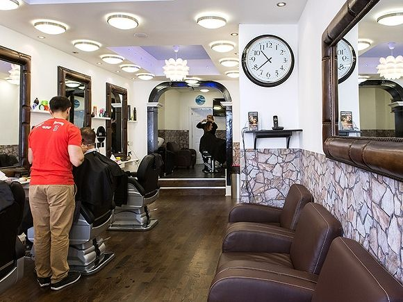 ... Unisex Hair Salon on Pinterest Salon signs, Hair salons and Salon