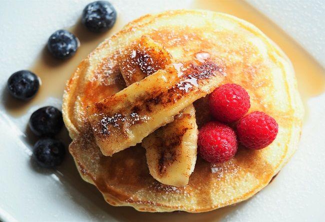 Najlepsze na świecie na polepszenie nastroju - pancakes.