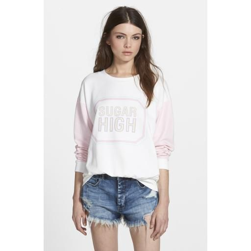 MINK PINK SUGAR HIGH SHIRT : Agent 99 Kingston