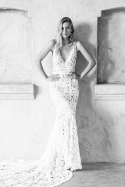 """The """"Sasha"""" Gown by Made With Love 
