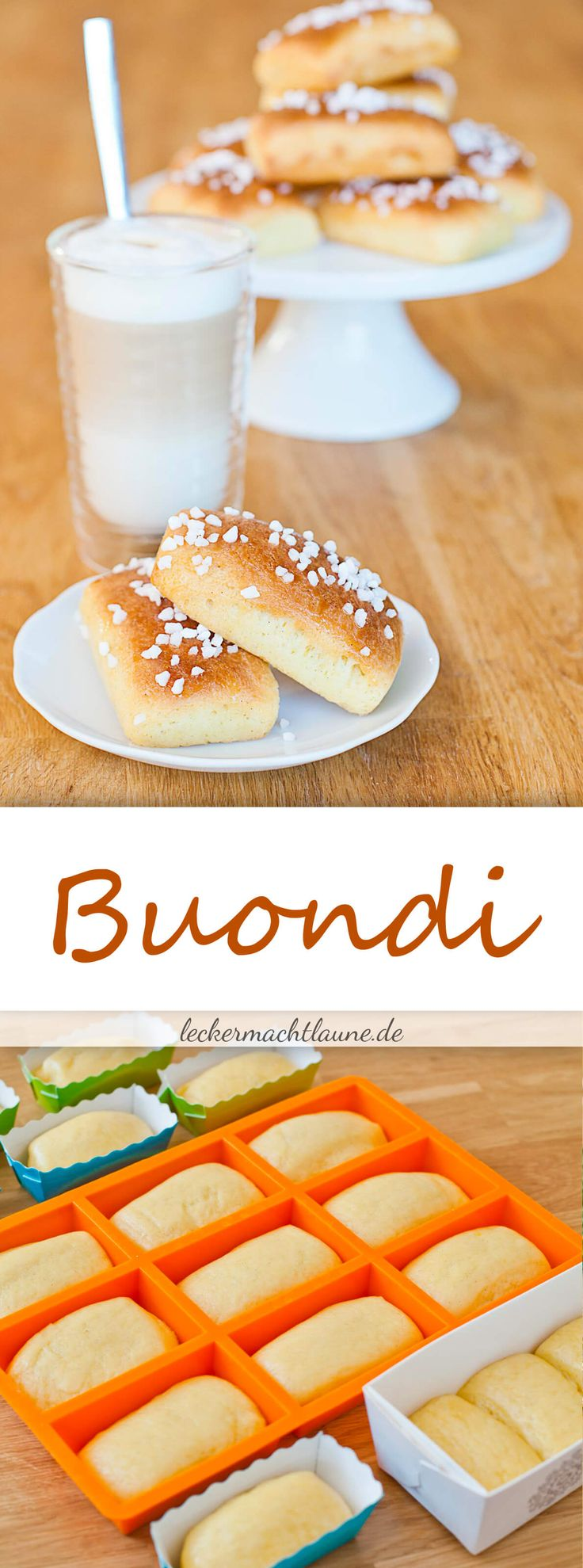 Buondi sind ein leckeres italienisches Gebäck, das wunderbar buttrig schmeckt und sowohl zum Frühstück als auch zum Nachmittagskaffee passt.