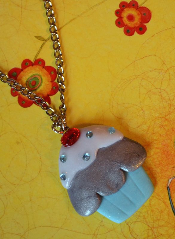 how to make mini skein stitch markers using polymer clay
