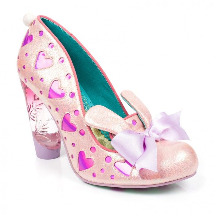 Bunnie Love heels http://www.irregularchoice.com/collections/ss16/bunnie-love-b.html