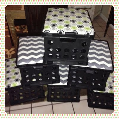 Wanted to do this last year but will definitely be doing it this year...zebra print fabric here I come:)