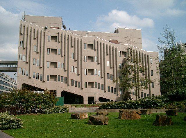 Roger Stevens Building Leeds University  #architecture #brutalism Pinned by www.modlar.com