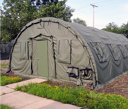 NEW SELF STANDING 20u0027 x 32.5u0027 STRUCTURE TENT MILITARY MADE BY ALASKA SHELTER & 39 best Tents images on Pinterest | Canvas tent Tents and Camping