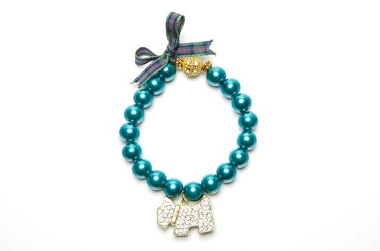 Cute Pooch bracelet - Azure
