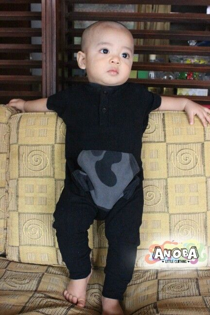 Romper for boys #ANOBA #baby #babyboy #fashionkids #babyfashion #babystuff #baby #babyclothing #localbrand #jumper #romper