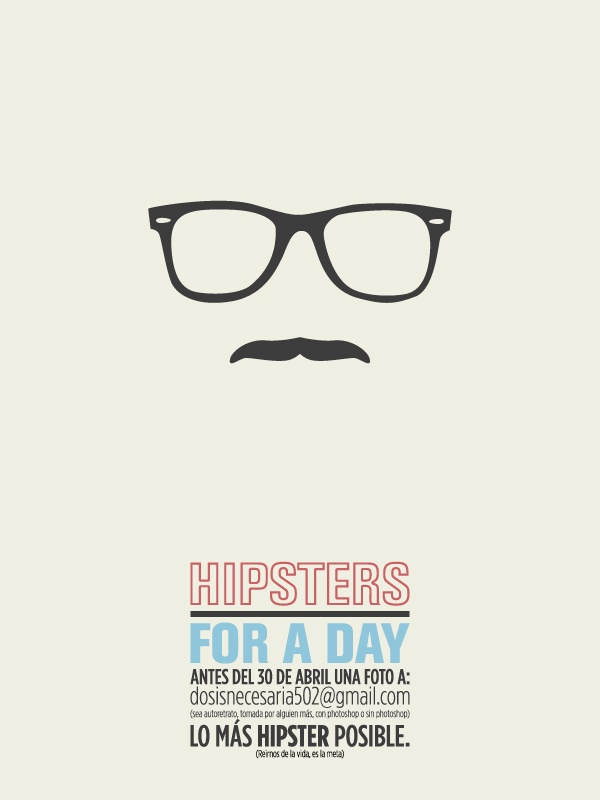 Concurs Hipster