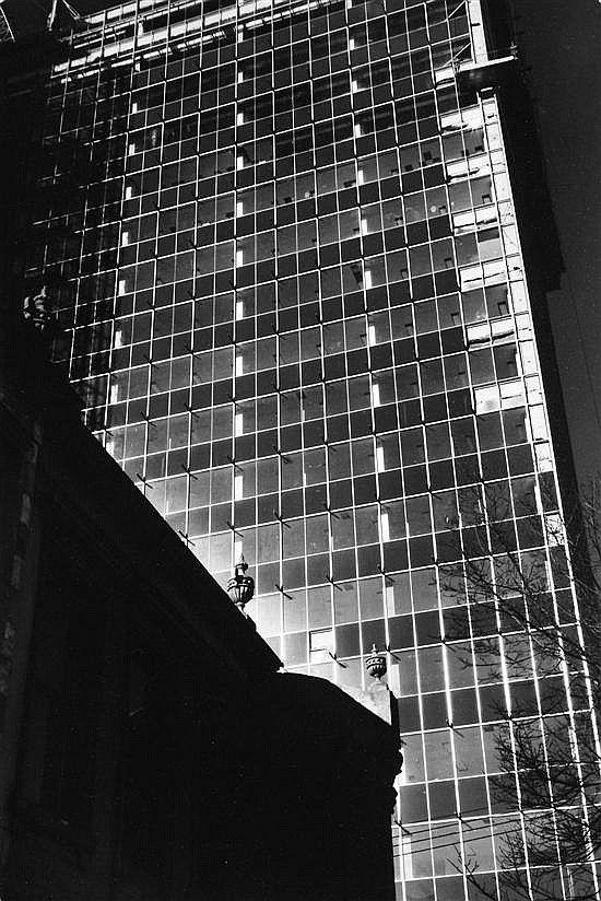 ICI house construction. Melbourne, Australia 1956.