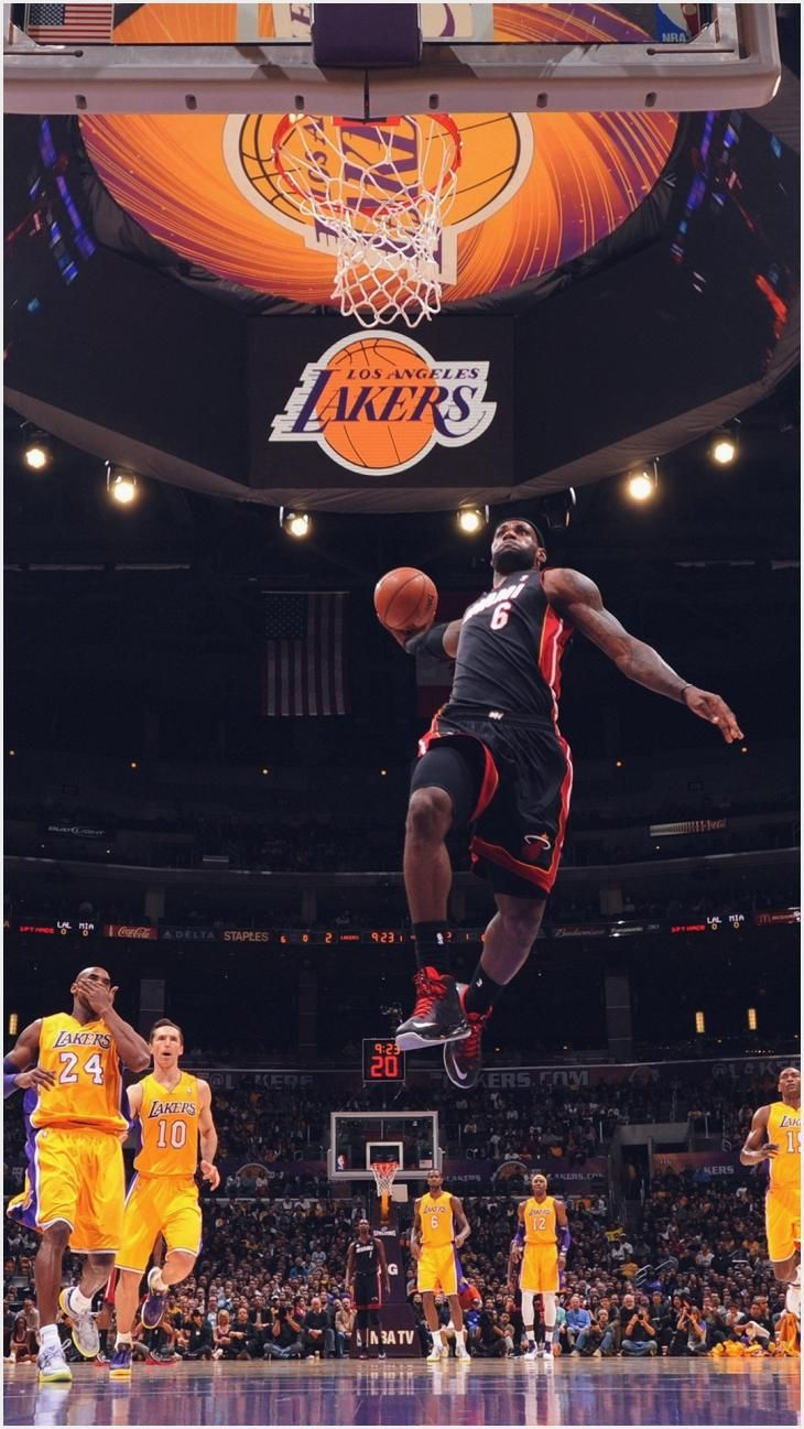 622 23 Basketball Live Wallpaper Ideas In 2020 Nba Lebron James Lebron James Wallpapers Nba Basketball Dunks