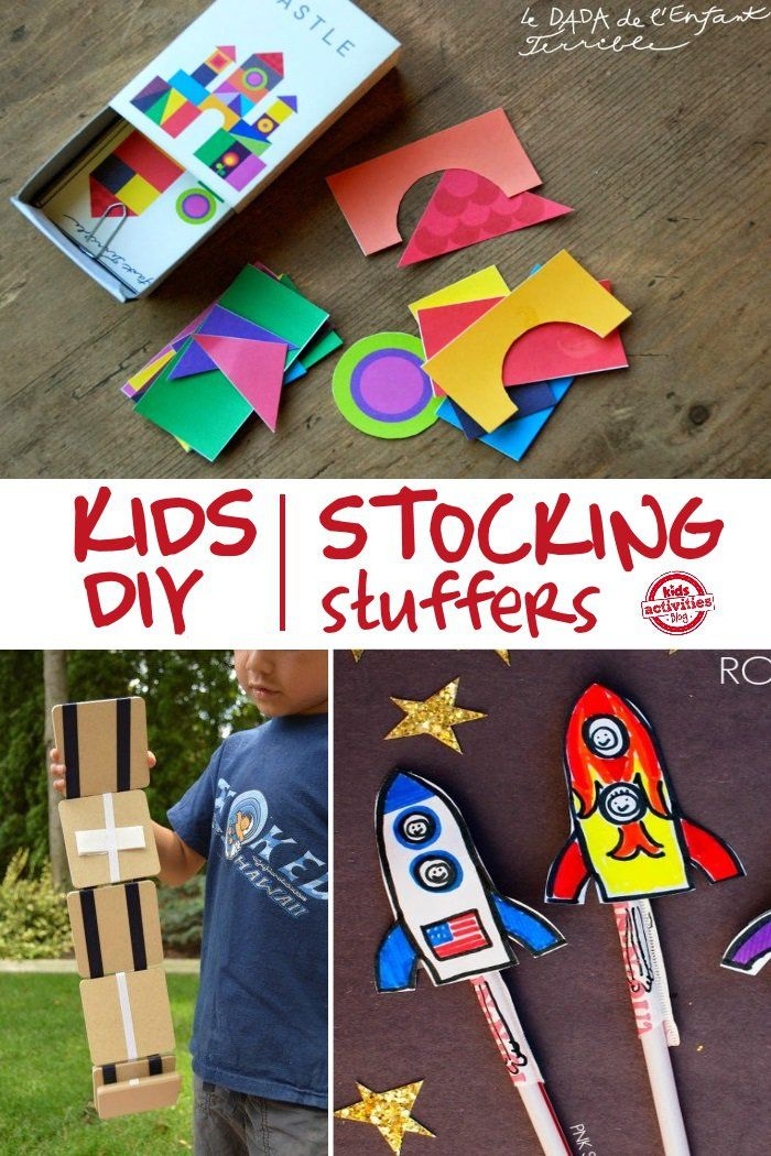 Great homemade stocking stuffer ideas.  Can't wait to try several of these (super simple).