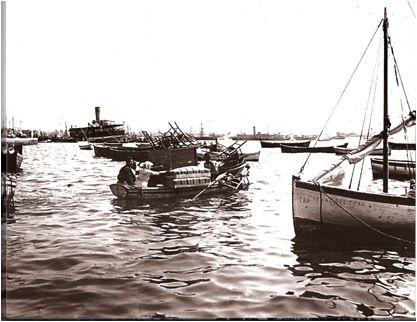 Πρόσφυγες θάλασσα