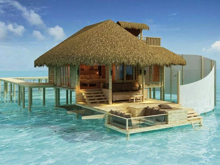 Living in the Maldives,