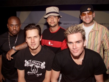 90s Band Sugar Ray