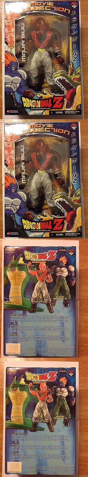 DragonBall Z 7117: Dragon Ball Z Limited Edition Movie Collection Series 10 Majin Buu 9 Inch Figure -> BUY IT NOW ONLY: $32.98 on eBay!