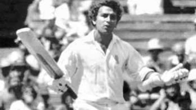 Cricket memories thrive on the lure of the unseen |Or for that matter, it is easy to fuse Sunil Gavaskar's four centuries against West Indies in 1971 with his many fascinating later battles with the fearsome fast men from the islands — leading one to conclude that he scored 774 runs in his debut series against fire-breathing pace bowlers.
