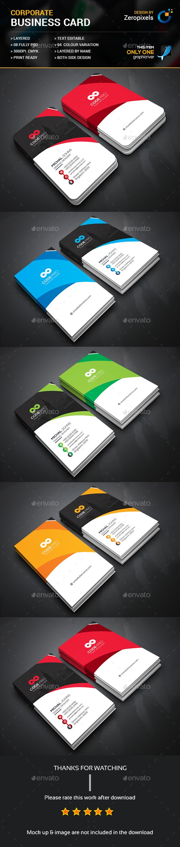 29 best Business Card Design Ispiration images on Pinterest ...