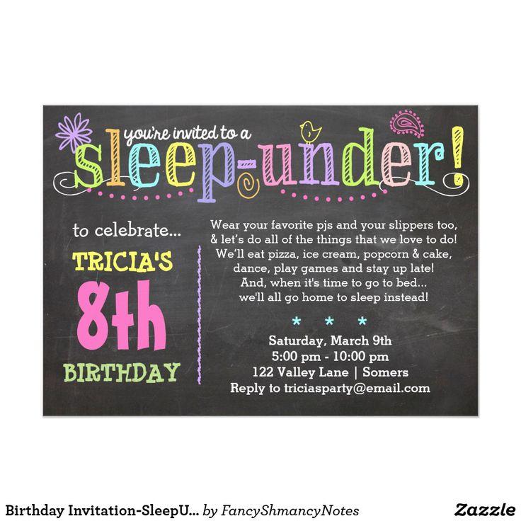 31 best Birthday Invitations images on Pinterest | Anniversary ...