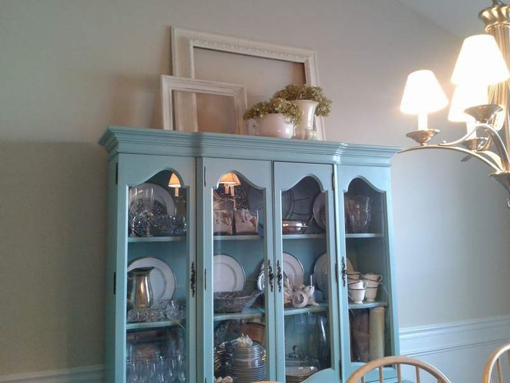 china cabinets top of china cabinet