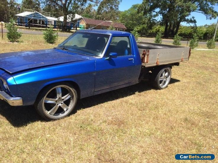HQ Holden one tonner  injected 5l HQ HX WB HJ torana eh xy #holden #onetonner #forsale #australia