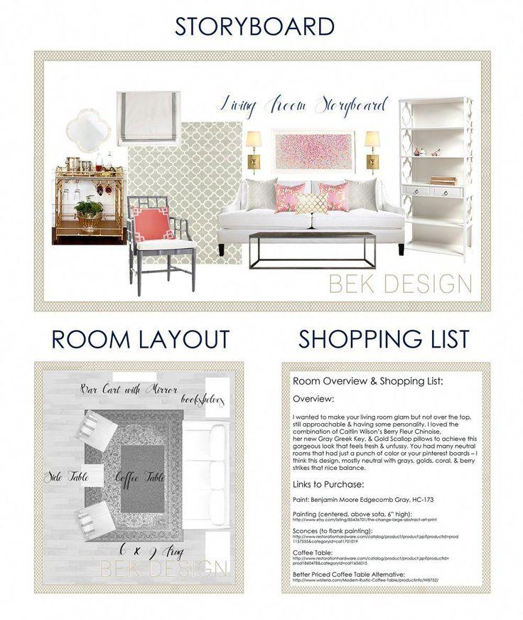 interior design client brief template - Google Search # ...