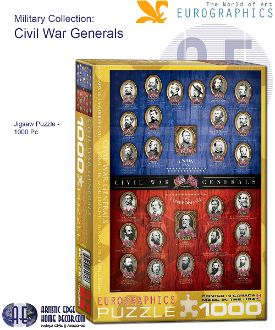 Military Collection - Civil War Generals