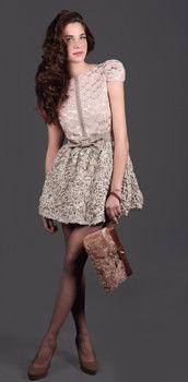 EL ARMARIO DE LULÚ Vestido in love from Melani Boutique