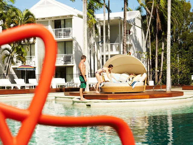 QT Port Douglas, a modern and funky destination for those looking for an exciting new way to relax!