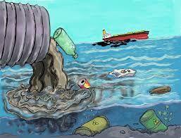 Resultado de imagen de ilustraciones sobre la contaminacion