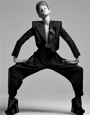 androgynous and awesome