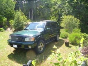2000 Nissan Pathfinder SUV - Victoria Cars For Sale - Kijiji Victoria Canada.