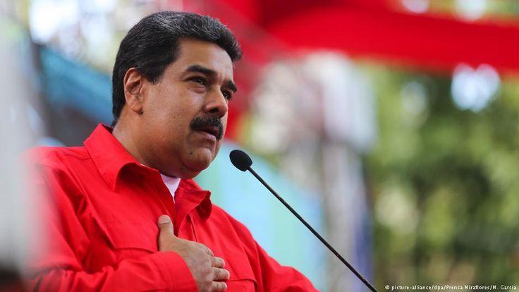 Maduro responde pidiendo que la ONU sí envíe observadores a las elecciones | Venezuela en DW | DW