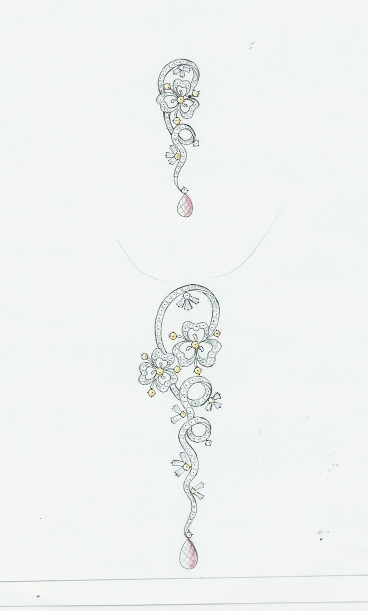 Sketch Book #jewelry #design #earrings