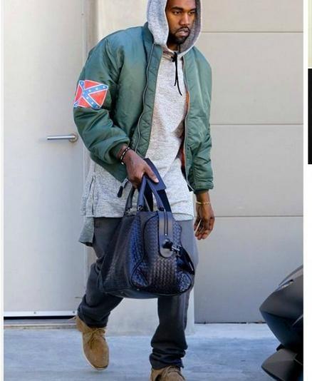Wholesale – free shipping Original Kanye West Yeezus Tour Limited men and women Bomber Jacket in khaki Yeezus Mens Clothing by Kanye West