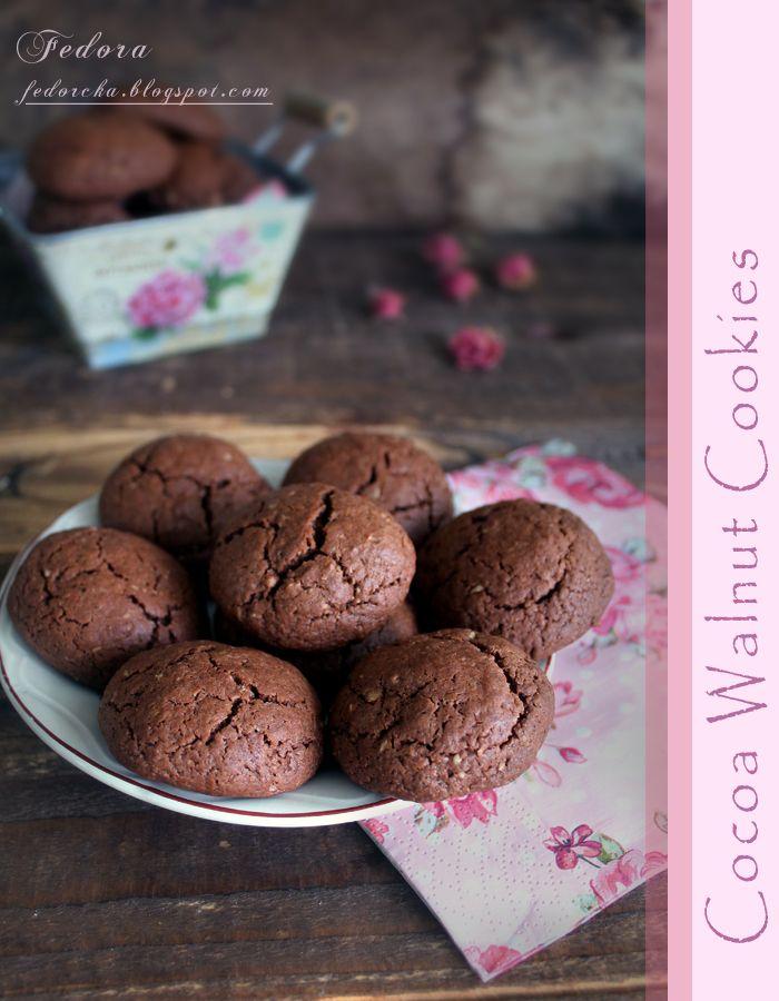 Ossigeno: Какаово-орехови бисквити