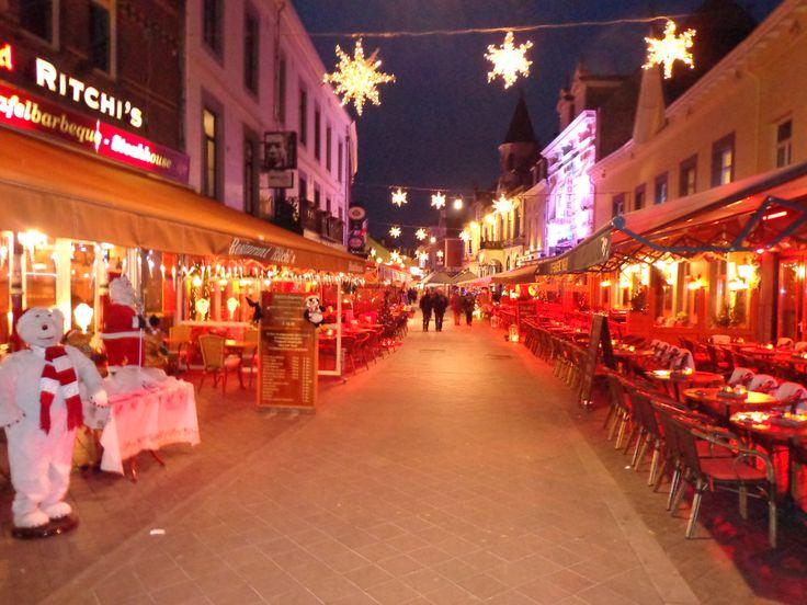 small streets of Valkenburg