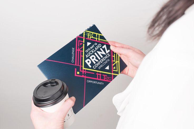 PRINZ 2016 Conference Identity - Transformer
