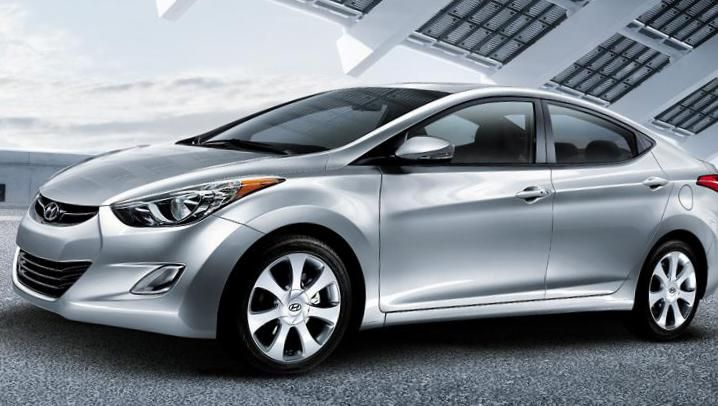 Elantra Hyundai model - http://autotras.com