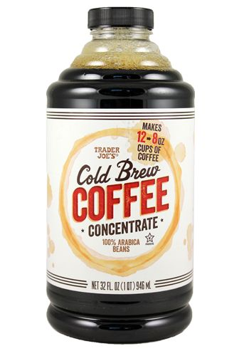 Do you know the difference between hot and cold? Of course, there's temperature, but the big difference is bite. You see, cold brewed coffee...