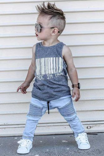 0ee06a14169c 30 Trendy Boy Haircuts For Your Little Man | Hair | Toddler haircuts, Trendy  boys haircuts, Baby boy haircuts