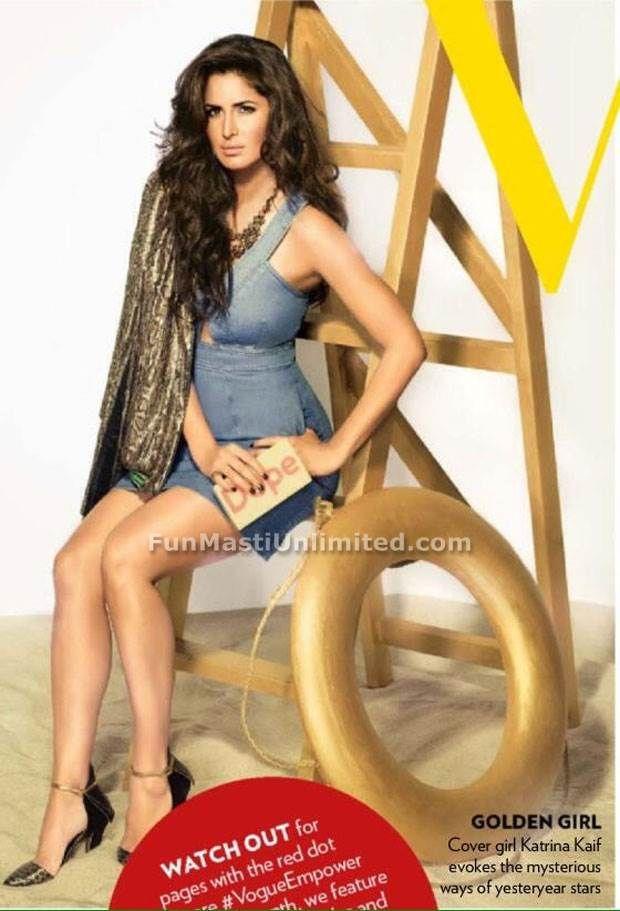 Katrina Kaif - Vogue India December 2014 photo shoot 07