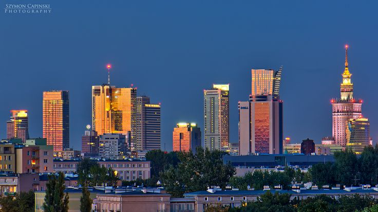 Capital City of Warsaw